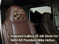 Featured Job For NASCAR President